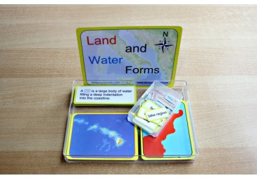 Land & Water Forms