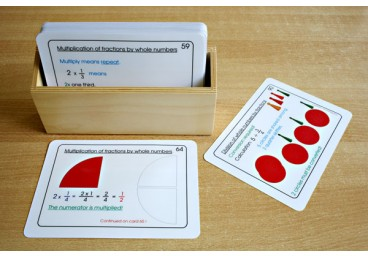 Fractions Part 2, Multiplication & Division