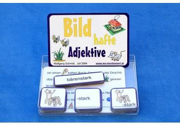 Bildhafte Adjektive, Adj. blau