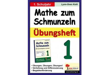 Mathe zum Schmunzeln - Mit Sachaufgaben rechnen Übungsheft / Klasse 1