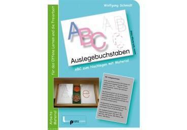 ABC Auslegebuchstaben