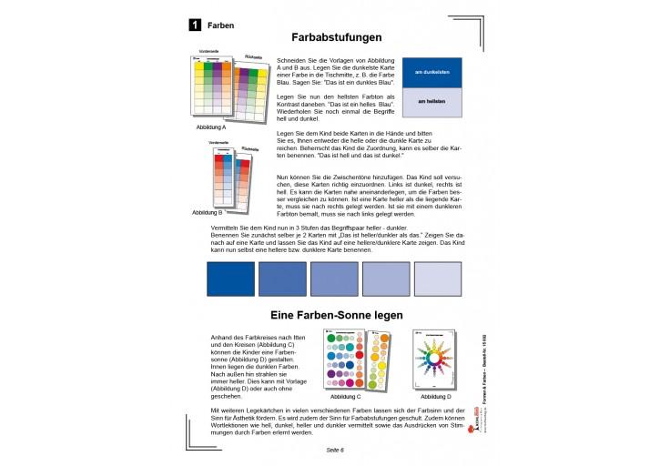 Formen & Farben - Kindergarten - Alter