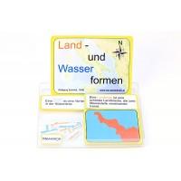 Land- und Wasserformen