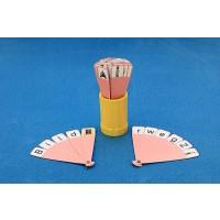 Schreibfächer Wortbildungsmaterial