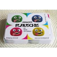 Flauschis - Kartenspiel