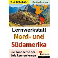 Lernwerkstatt NORD- & SÜDAMERIKA