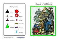 Wortartenmärchen: Hänsel & Gretel, Adj. braun