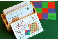 Quadrieren und Quadratwurzel ziehen, Arbeitskartei