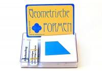 Geometrische Formen - Karten