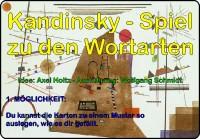 Wortartenmaterial: Kandinsky, Adj. braun