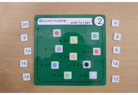 Einmaleins - Magnetkarten