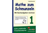 Mathe zum Schmunzeln - Mit Sachaufgaben rechnen / Klasse 1