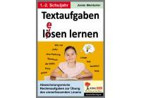 Textaufgaben lösen lernen / Klasse 1-2