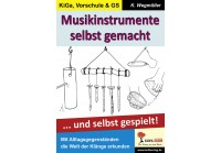 Musikinstrumente selbst gemacht ... und selbst gespielt!