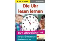 Die Uhr lesen lernen