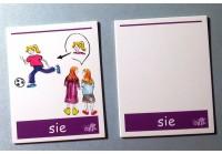 Memo Grundsteinwörter, Teil 2