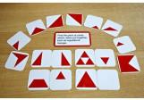 Dividing Squares and Triangles
