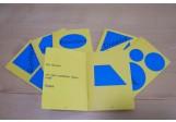 Geometrische Formen - Hefte