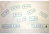 1x1 Dominos - mal