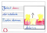 Grundsteinwörter Teil 1 mit Arbeitsblättern